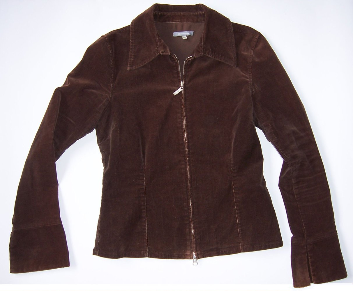 Cordjacke damen bordeaux
