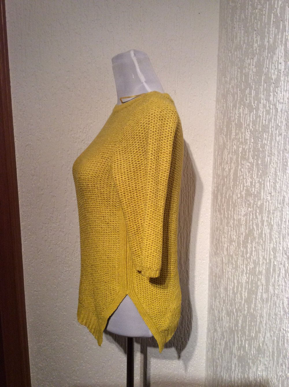 gelber pullover damen zara