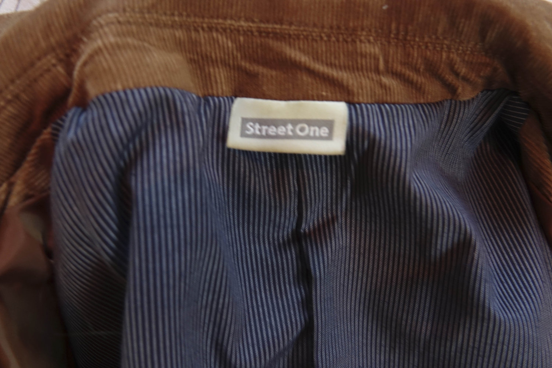 09a93fda34ea09 Cord Jacket von Street One Cord Jacket von Street One ...