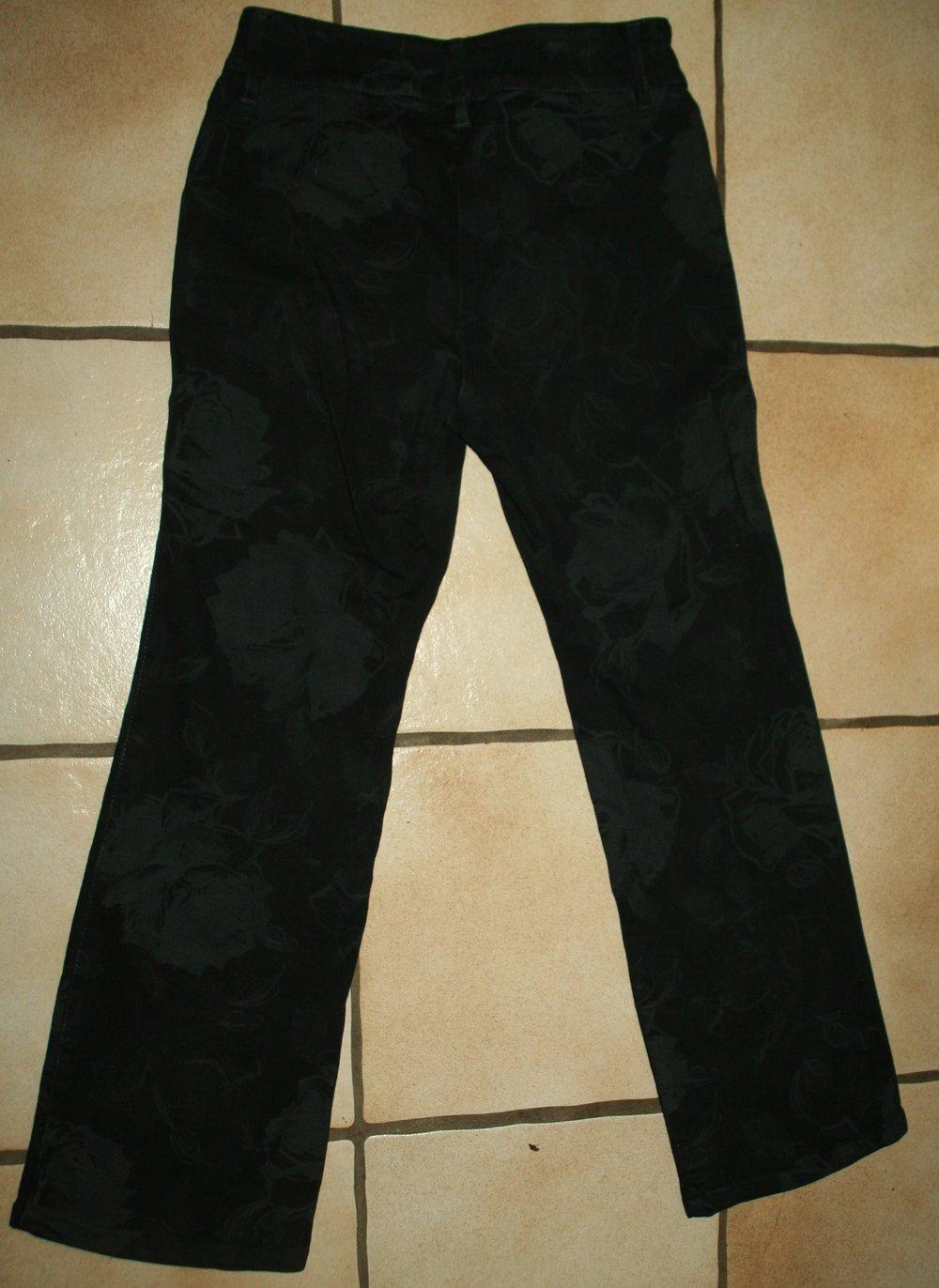 Schwarz Gr 36 Bonita Hose Für Damen