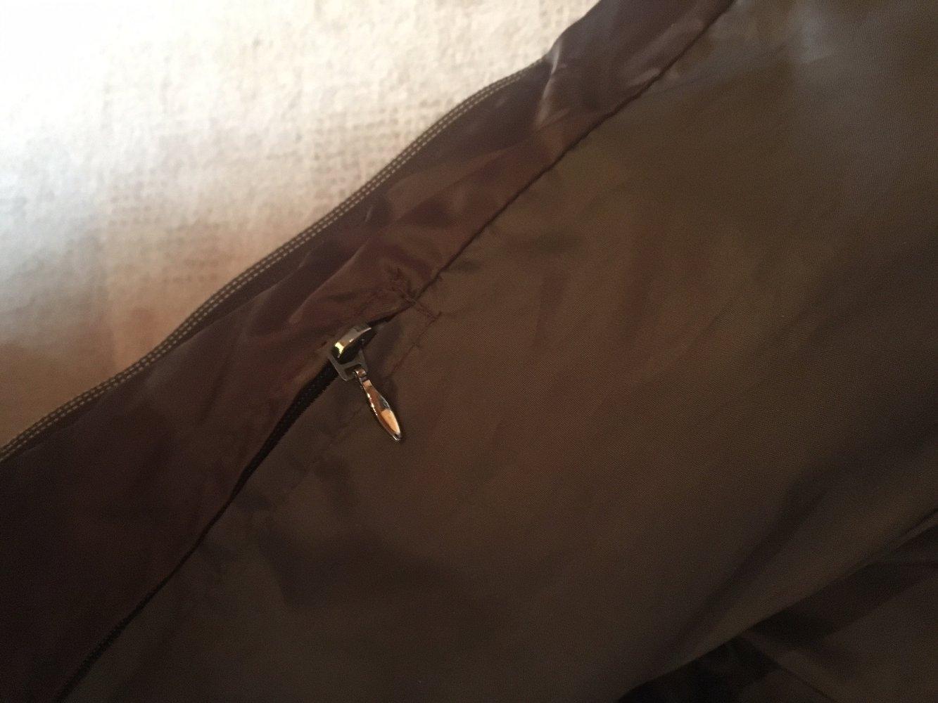 88da22be54ff Kuschelige braune Jacke mit Fellkragen    Kleiderkorb.de