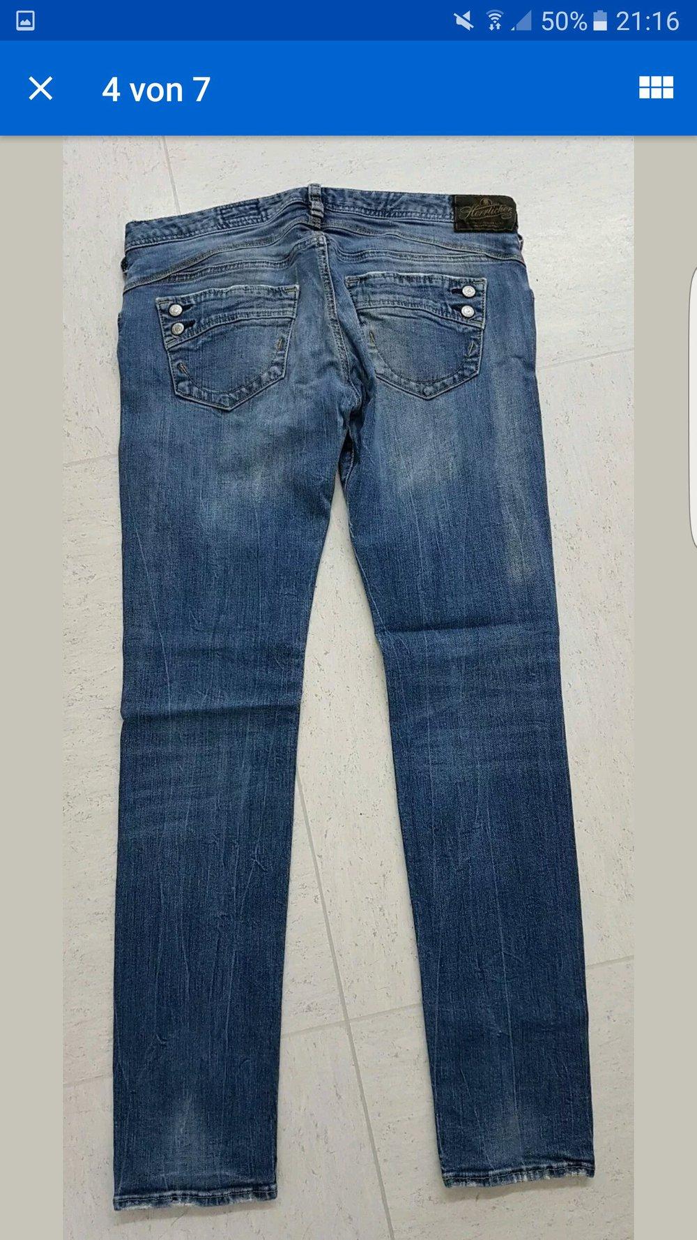 Herrlicher - herrlicher Marken Damen Jeans Hose 31 32 sexy wow ... 15c4957821