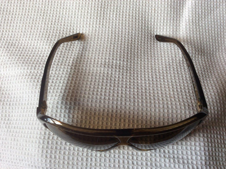 Tom Ford Damen Sonnenbrille braunes helles Glas