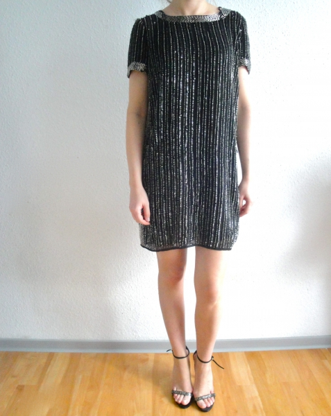 Mango - Neues MANGO Suit Pailletten Kleid Gr.S Absolut Ausverkauft ...
