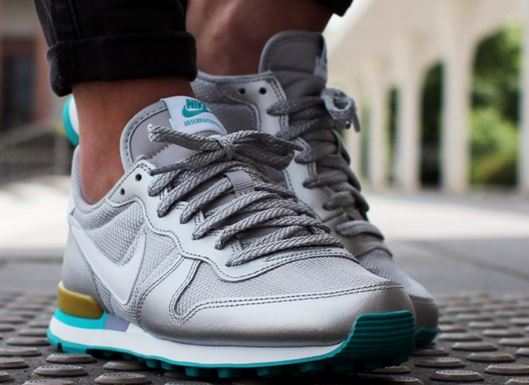 special for shoe quality products store denmark nike internationalist silber blau 4f8e3 56691