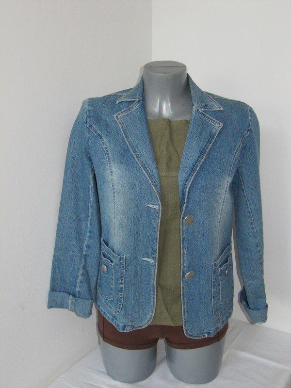 1db4ce6f156167 true vintage - Blazer Jeans Jacke    Kleiderkorb.de