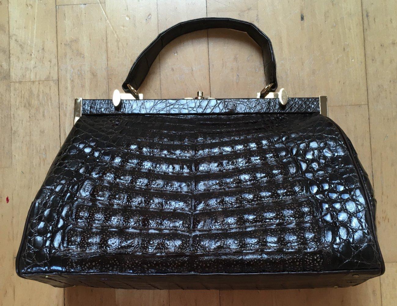 86e09ce1fd04d Exklusiv - Original Vintage Handtasche (60er 70er)