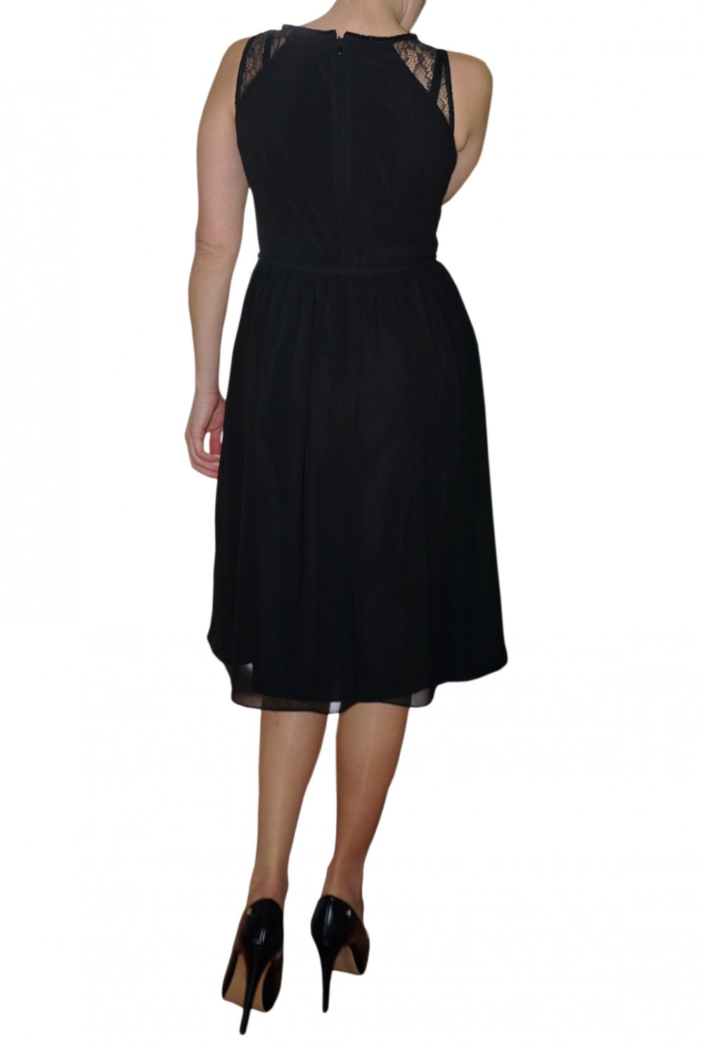 Esprit Kleid Party Sommerkleid Cocktail Abendkleid GR. M 38 ...