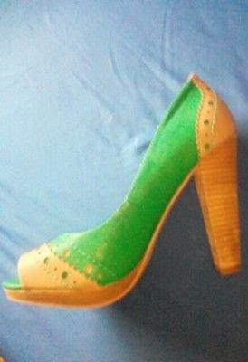 Neue ungetragene Designer High Heels gr.40 im 2er Pack zum Schnäppchenpreis