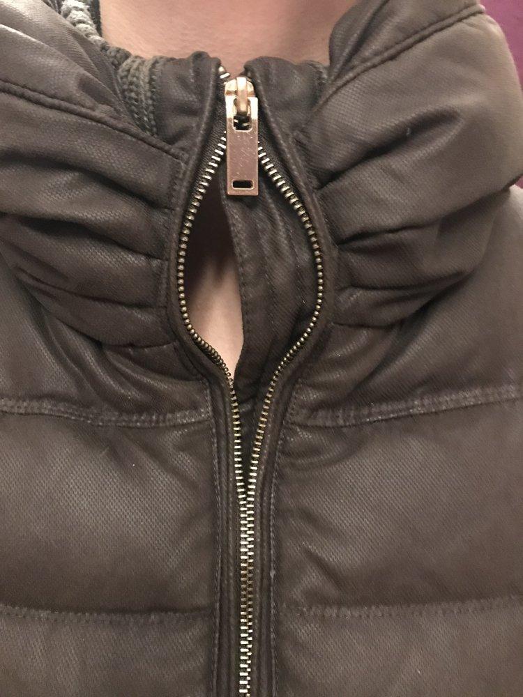 Zara jacke kaputt