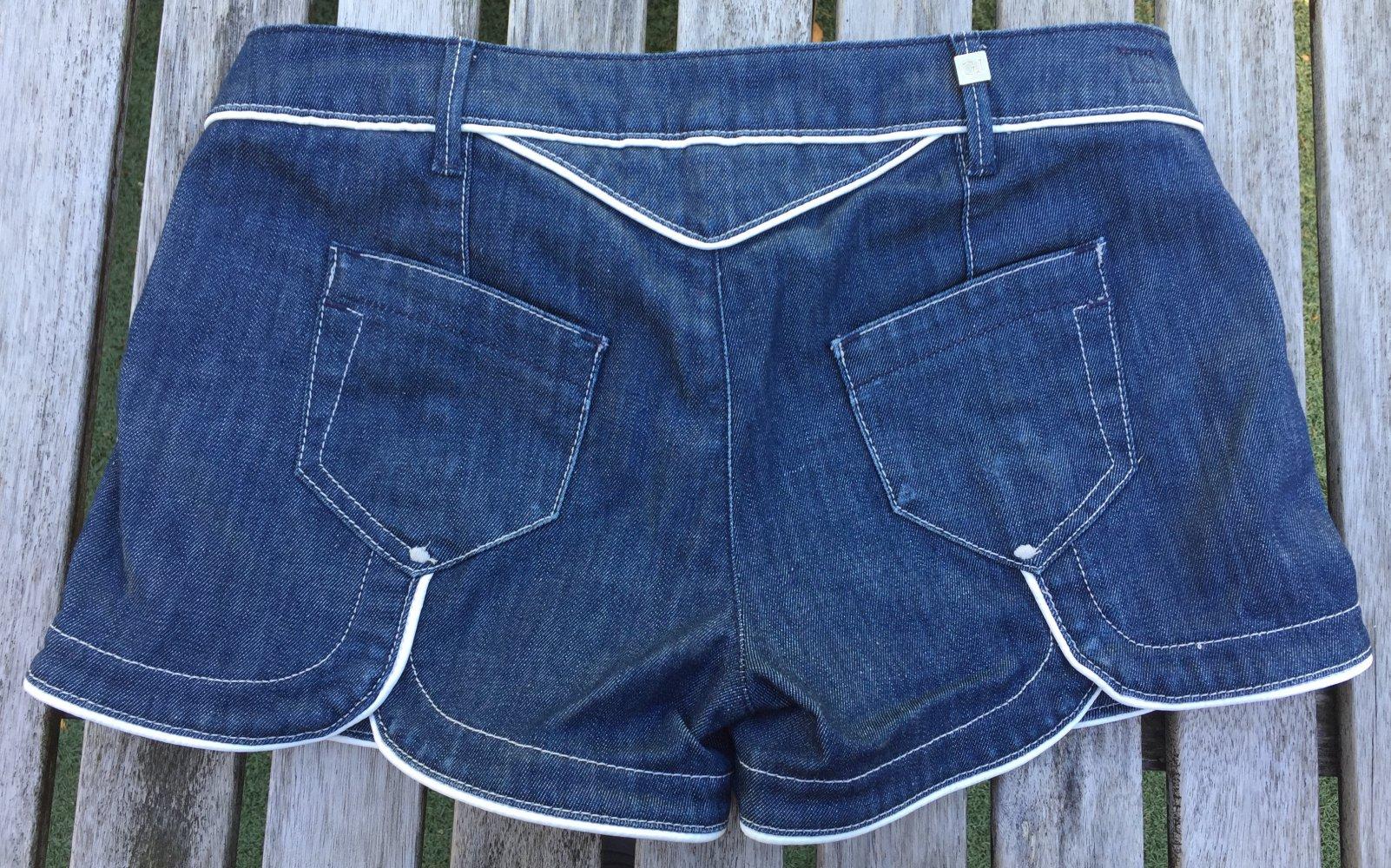 Guess - GUESS JEANS Shorts HOTPANTS Gr. 28    Kleiderkorb.de 65fdbcb0fb