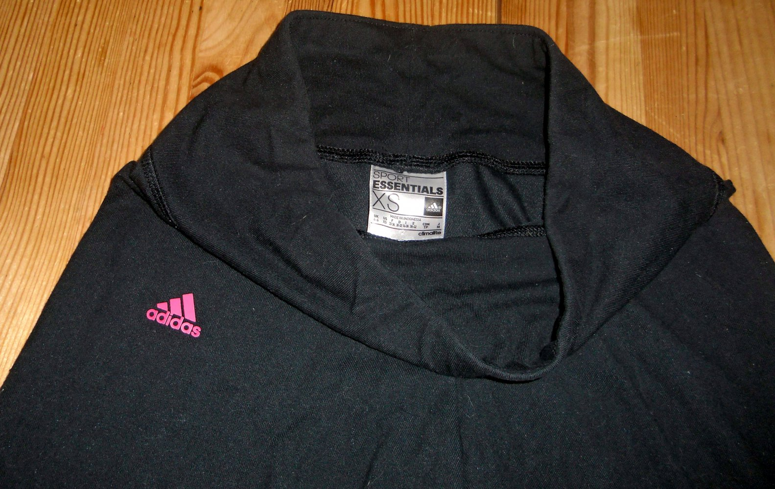 Sporthose kurze Hose, Gr. 128, Adidas, climalite, super Zustand