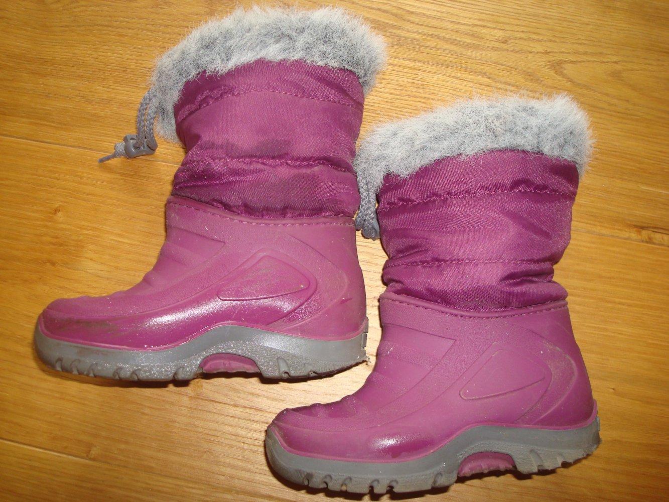Schuhe, Stiefel, winterstiefel, Winterschuhe für Mädchen
