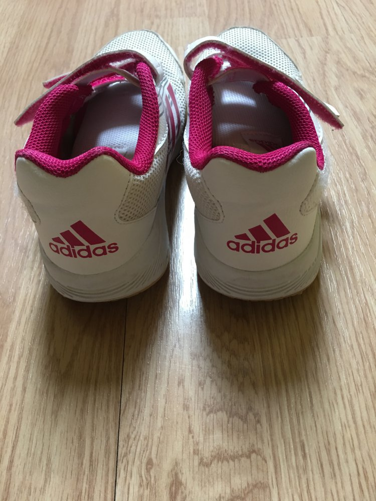 Adidas Mädchen Hallen Turn Sportschuhe Gr. 32 33