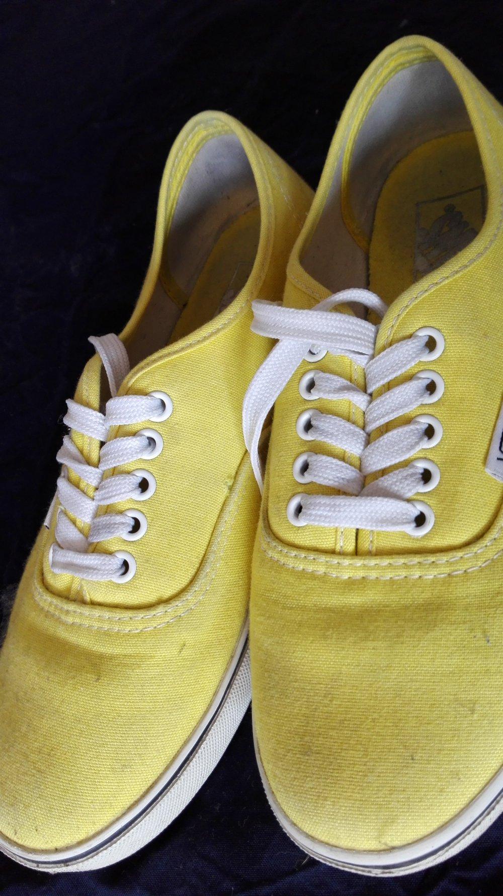 gelbe vans