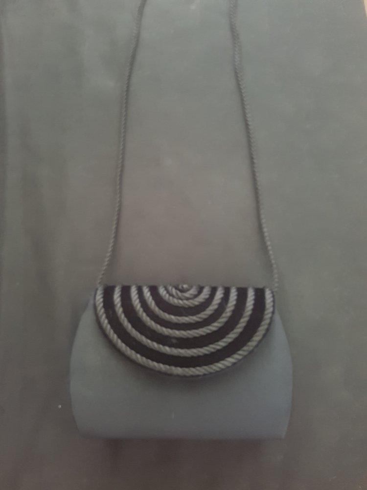 caf67a26341a1 ... Schicke Schwarze Abendkleidtasche   elegante kleine Tasche   Handtasche  .