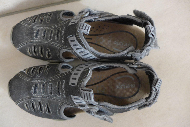 Größe 34, Geox Schuh, Sandale, Sommer, Jungen