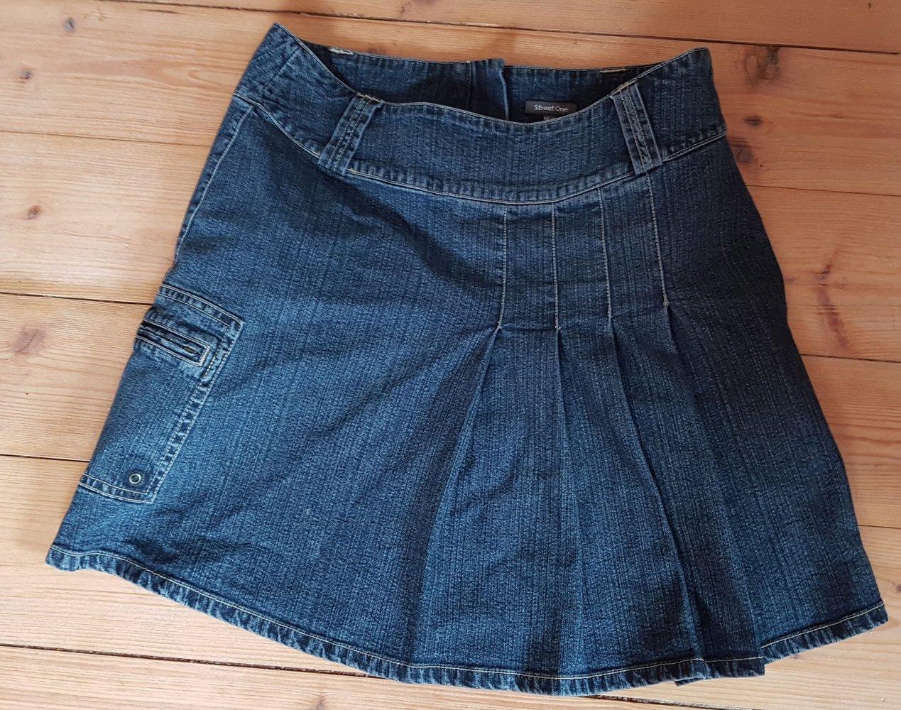 new style b0f21 836f6 Jeansrock von Street One
