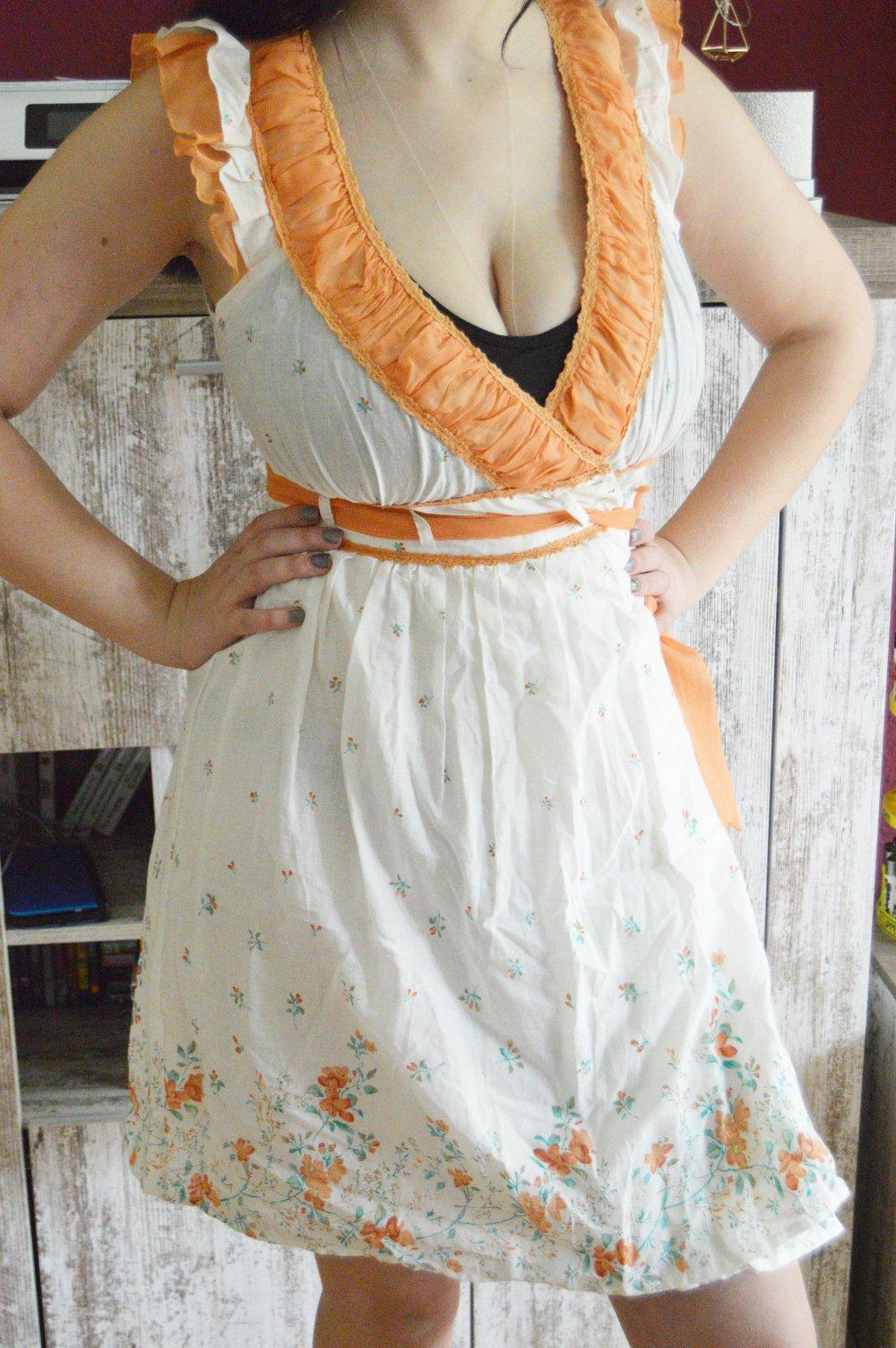 sommerliches kleid gr.36 von orsay