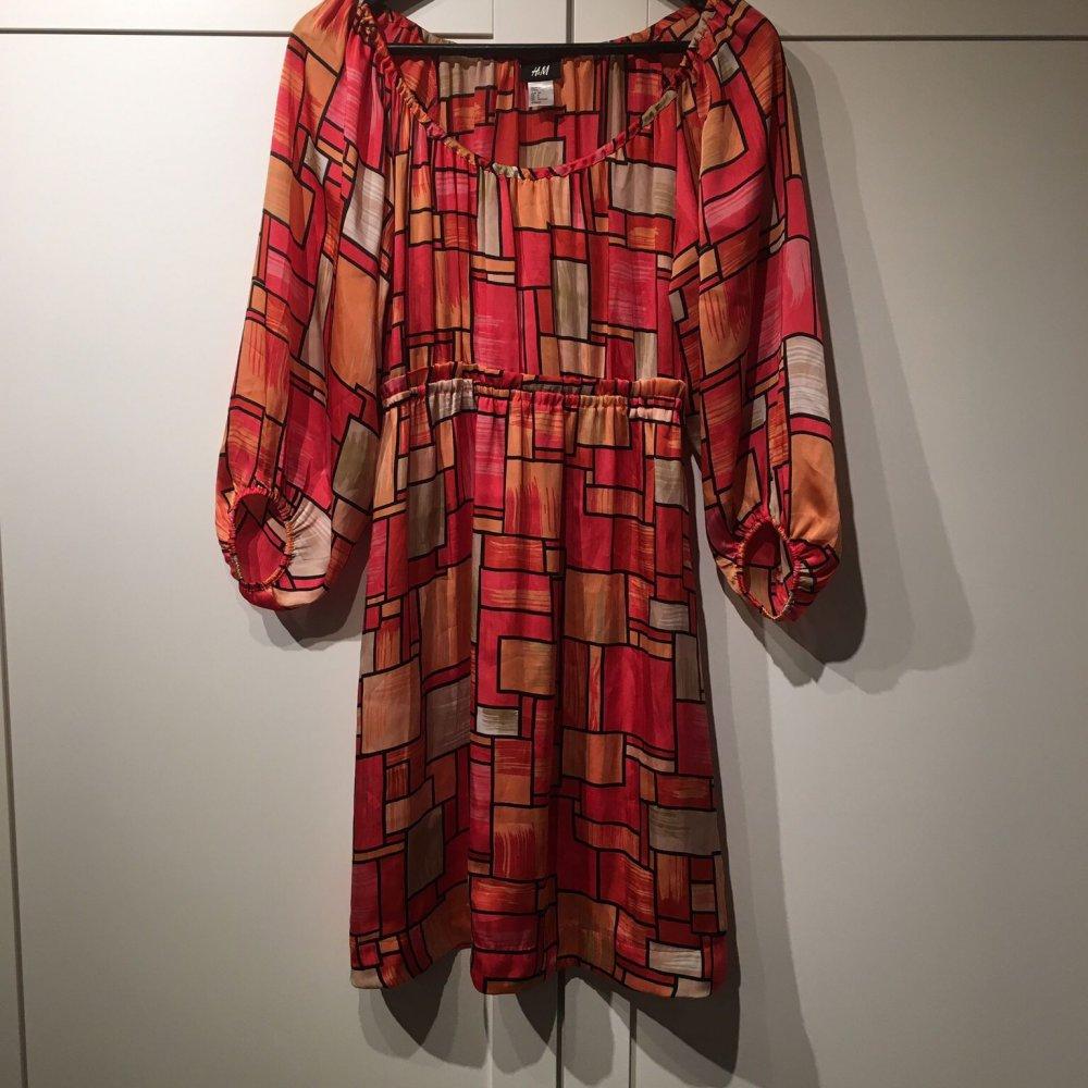 Außergewöhnliche Kleid - H&M - Gr. 11 - S