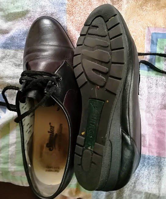 Semler Luftpolster Schuhe für Einlagen gr. 6 (37)