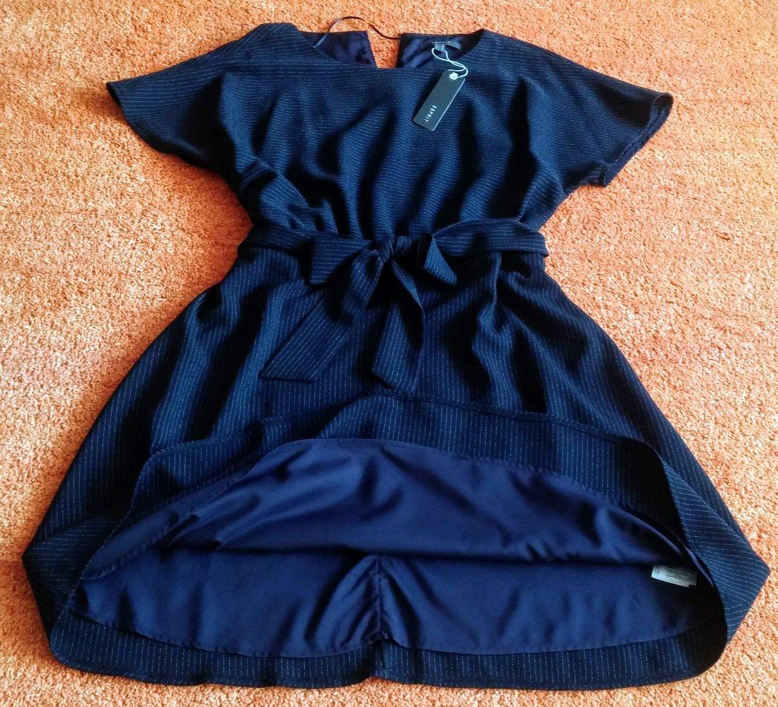 P In 79 Kleid Von Esprit 99€ Neu Damen Gr Blau Sommer 40 3q54RLcAj