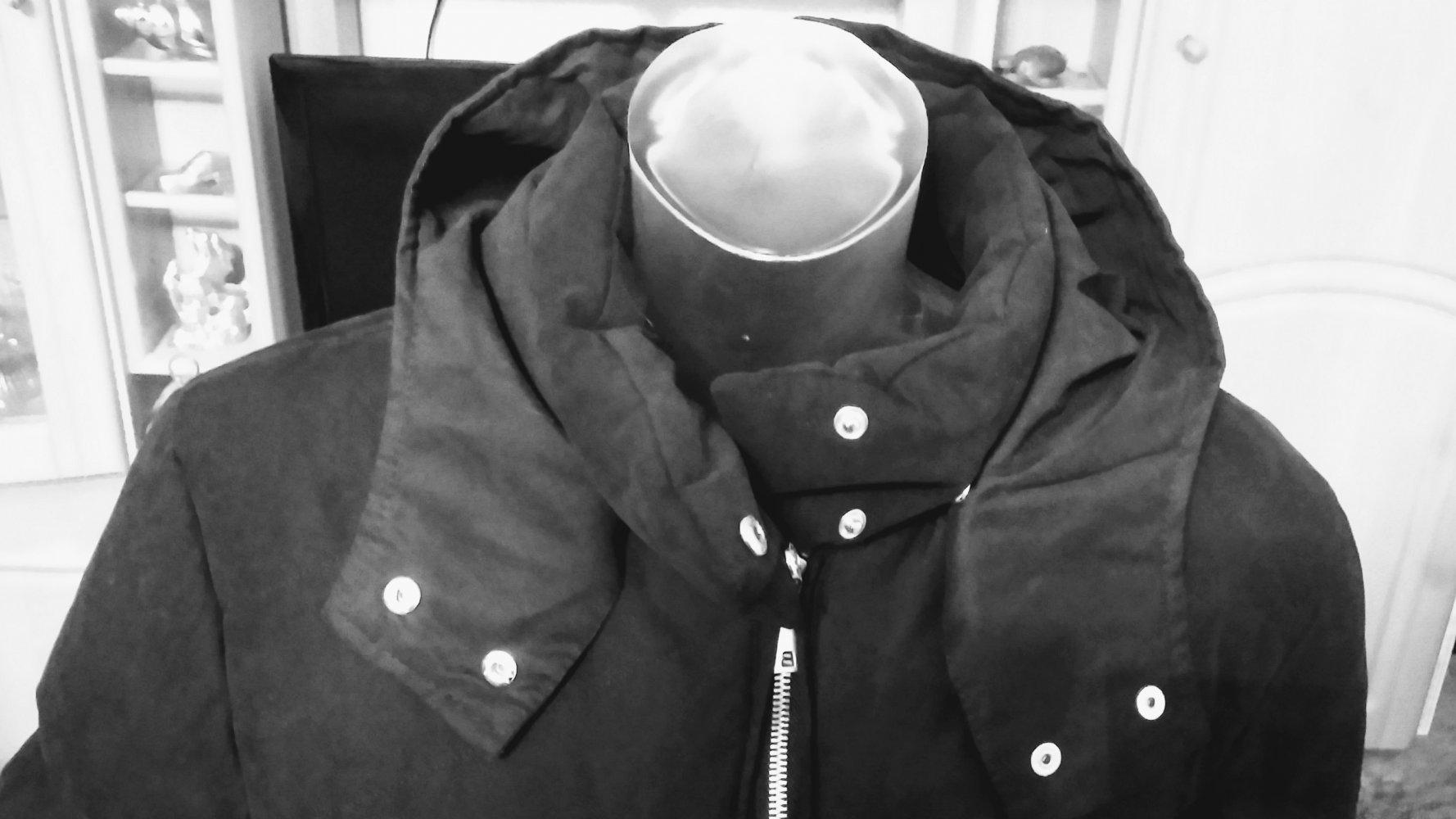 Damen Jacke Winter Outdoor Gr.S in Schwarz von Wissmach NW