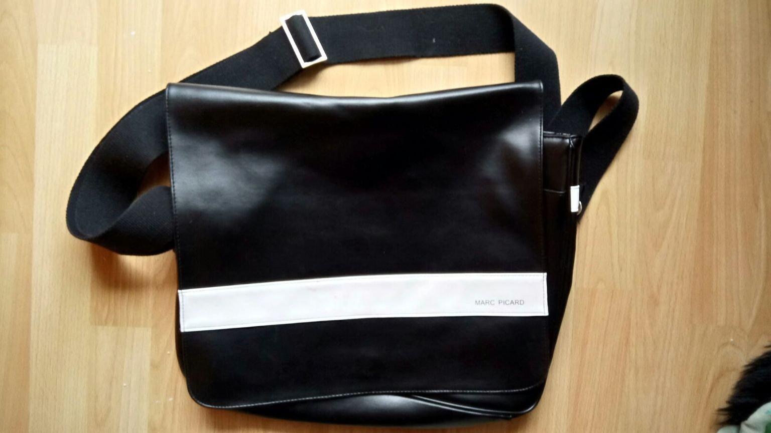 90036190a18e5 Handtasche von Marc Picard aus Kunstleder    Kleiderkorb.de