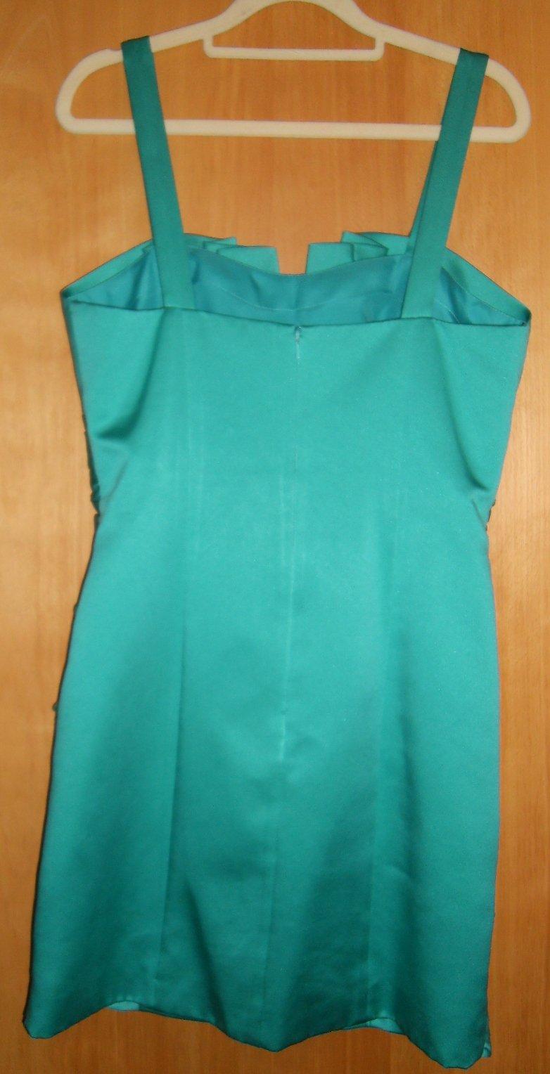 Laona - LAONA/Cocktailkleid, smaragdgrün, Gr. XL/38-40 - traumhaft ...