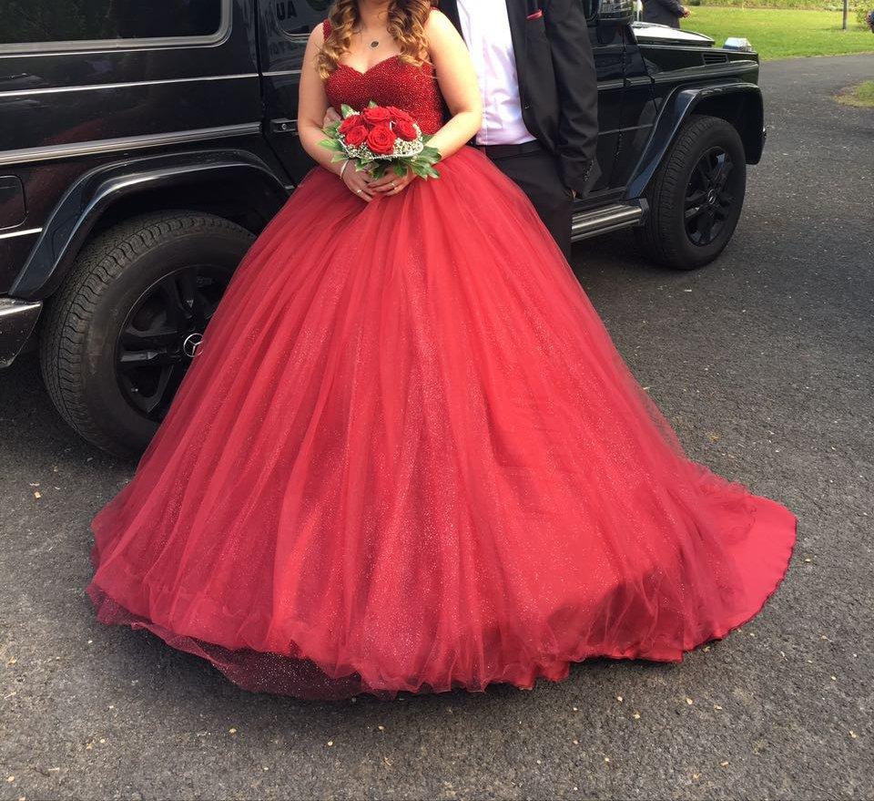 Abendkleid/Verlobungskleid/Henna Kleid