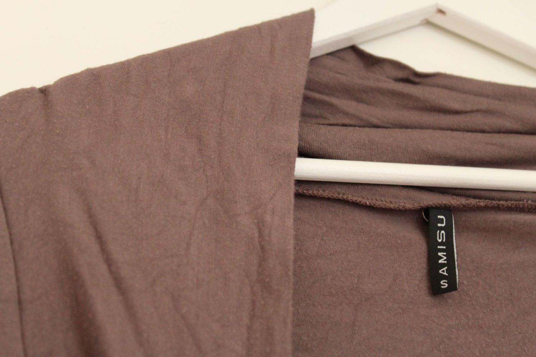735970ed90ff71 Amisu - Bolero braun :: Kleiderkorb.de