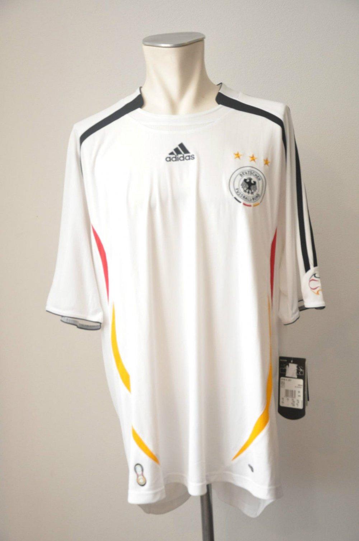 finest selection cc83b 3de10 DFB Trikot 2006 Original adidas WM in Deutschland,