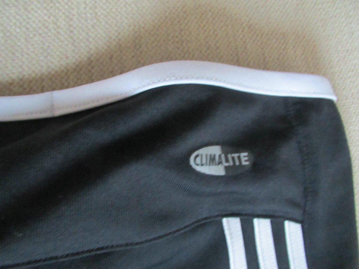 Sporthose Jogginghose Trainingshose Leggings Gr. 152 in schwarz weiß von adidas