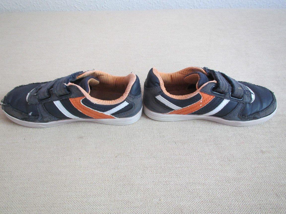 uk availability 79a44 50496 Schuhe Halbschuhe Gr. 30 in blau weiß orange von criss cross