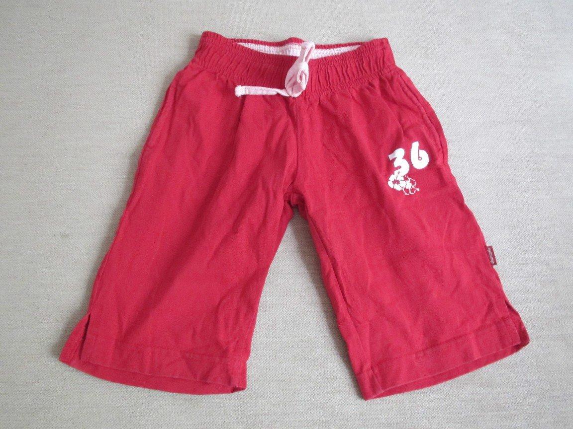 Hose Mit Aufdruck Knielange Rot In 36 Charivario Von Gr104110 Shorts TFJlc31K