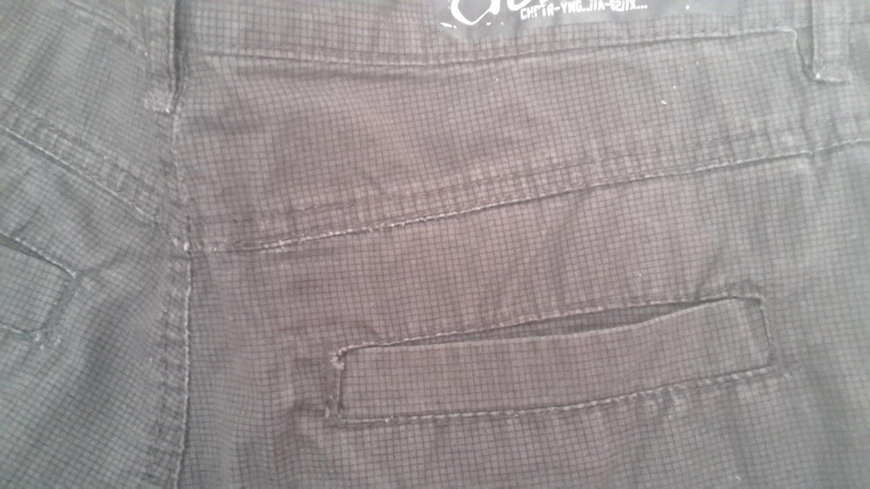 4427430f8a chapter young - kurze graue Hose :: Kleiderkorb.de
