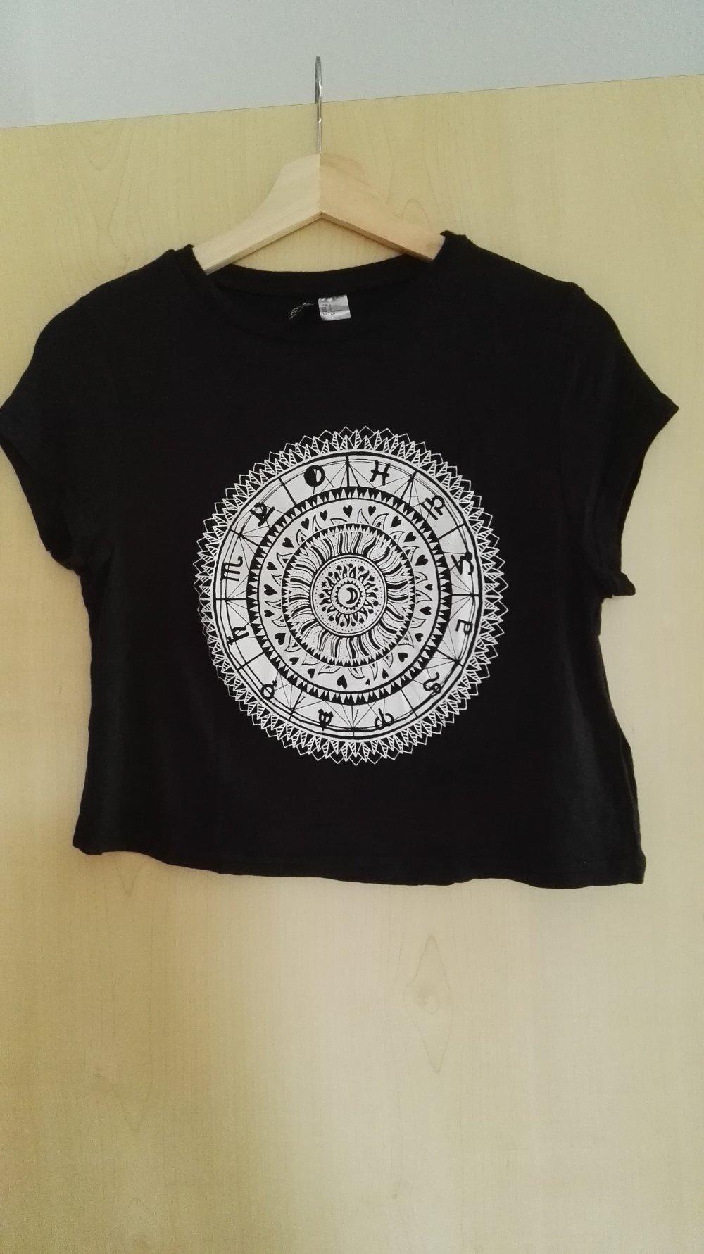 94ae0672b bauchfreies lockeres shirt