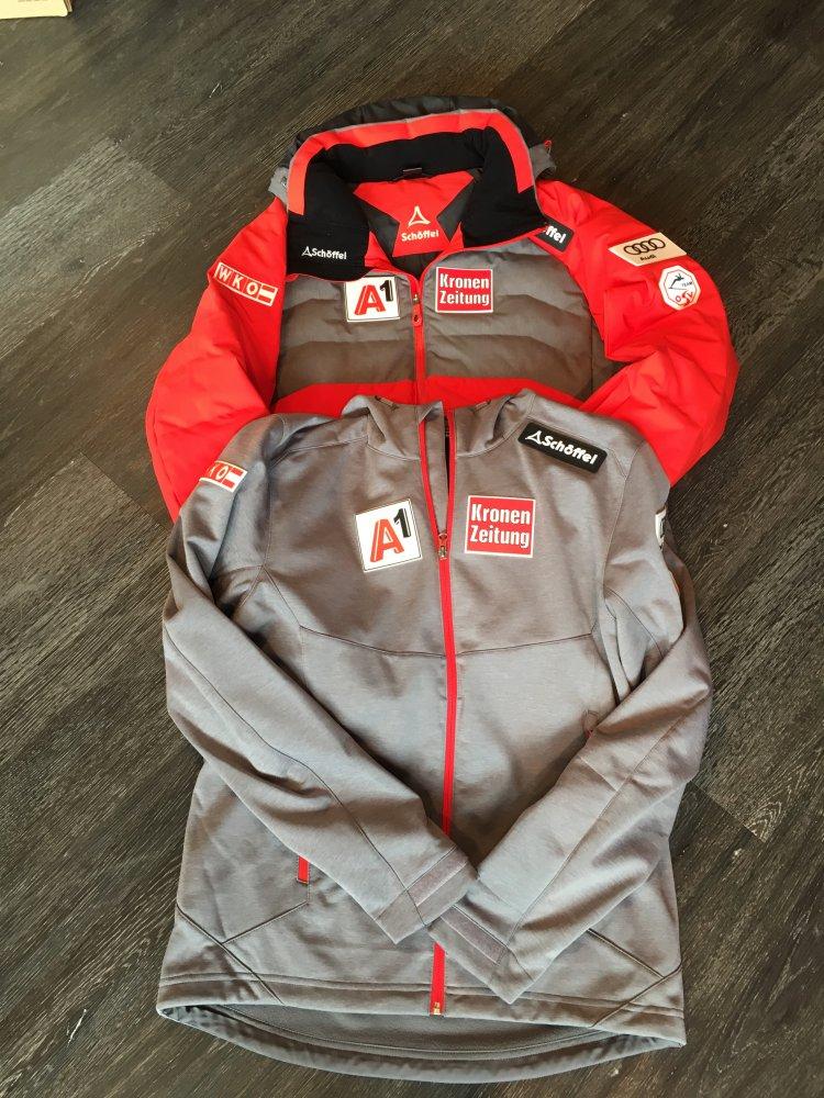 reasonably priced outlet store sale factory price Schöffel Austria Skiteam Jacke
