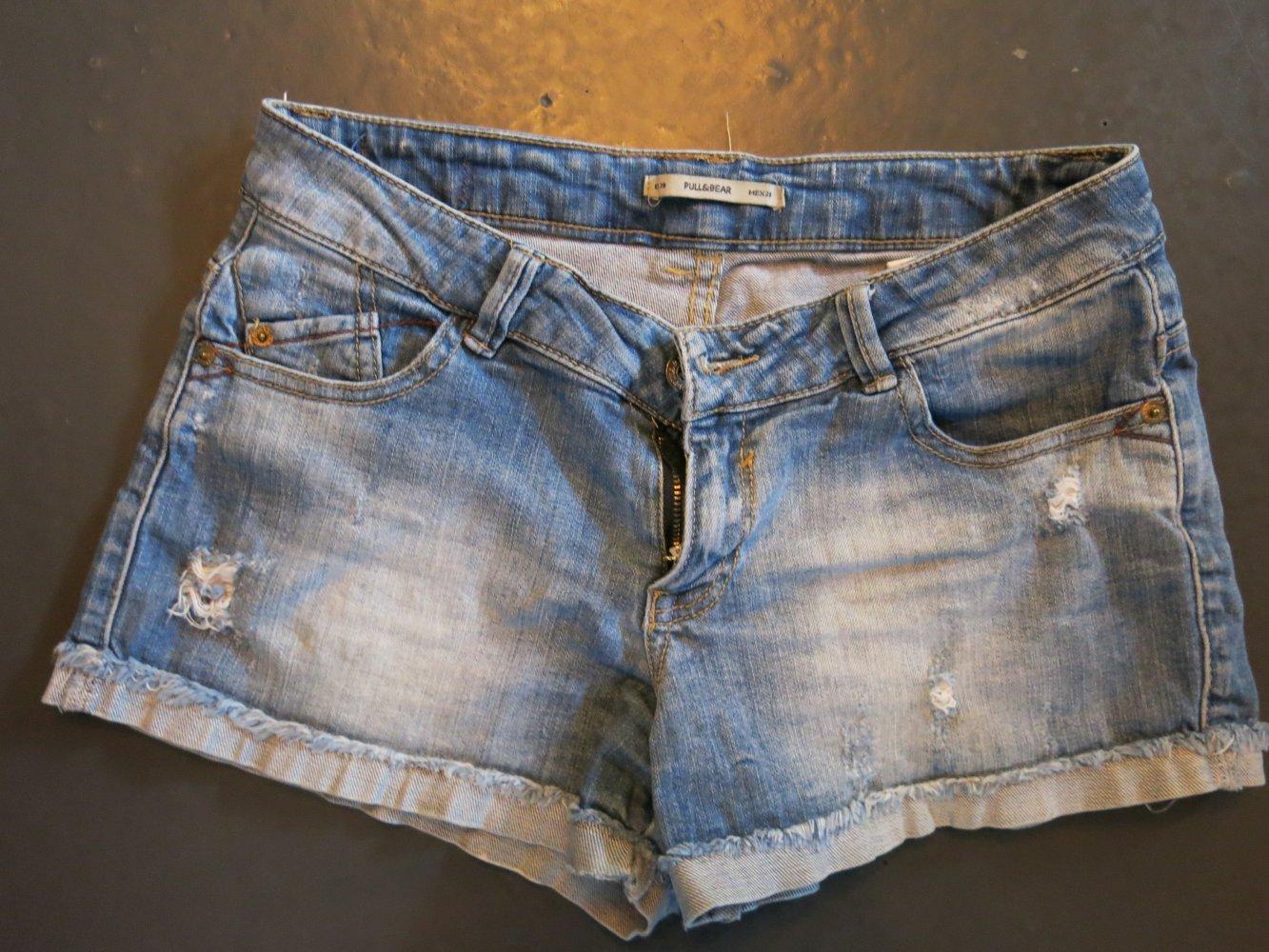45471536a3cff Kurze Jeans / Hotpants