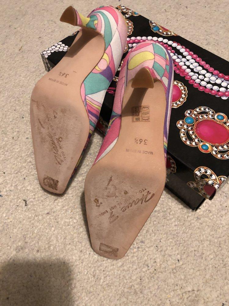 Beverly Feldman Schuhe Gr 36.5