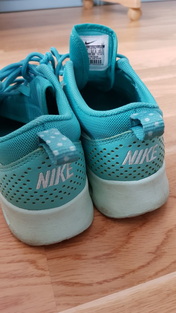 Nike Air Max Thea Gr. 37.5 Türkis