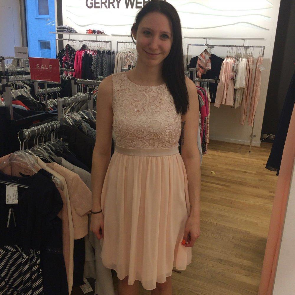 Kleid Rosé von Jake*s