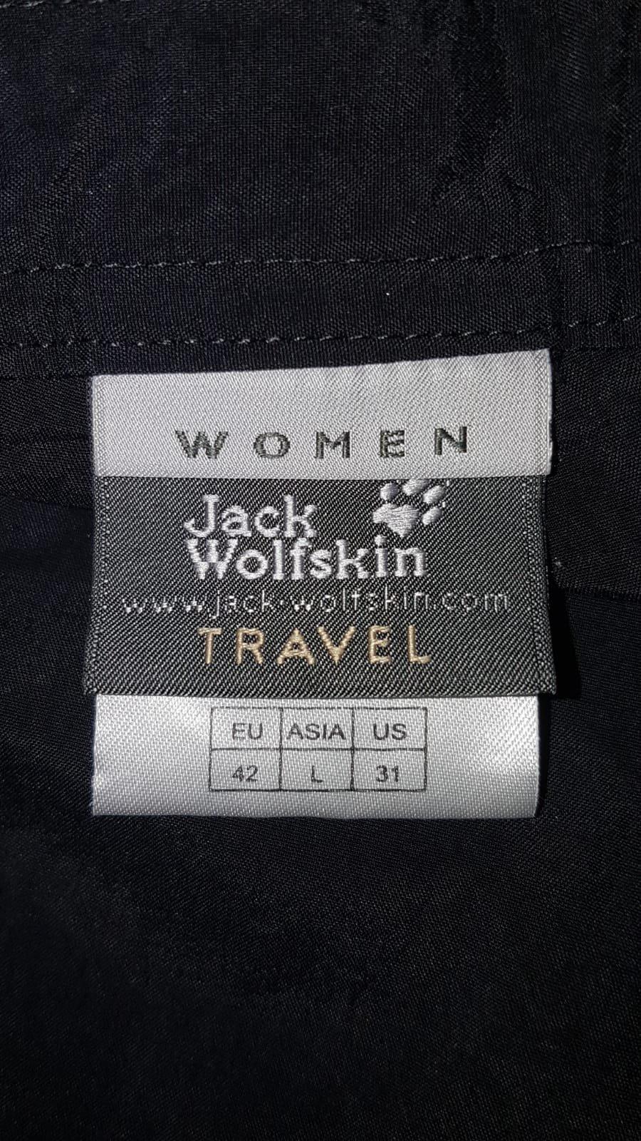 sports shoes 28a6a 96189 Jack wolfskin Damen Funktionshose Travel