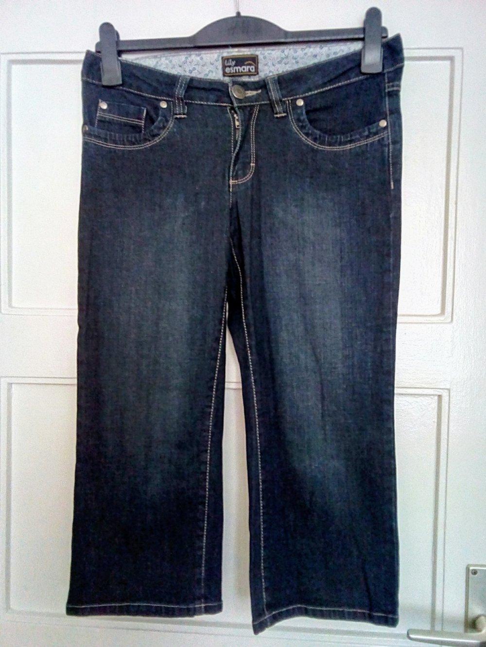 3//4 Jeans in der Größe 52 Neu mit Etikett von Esmara