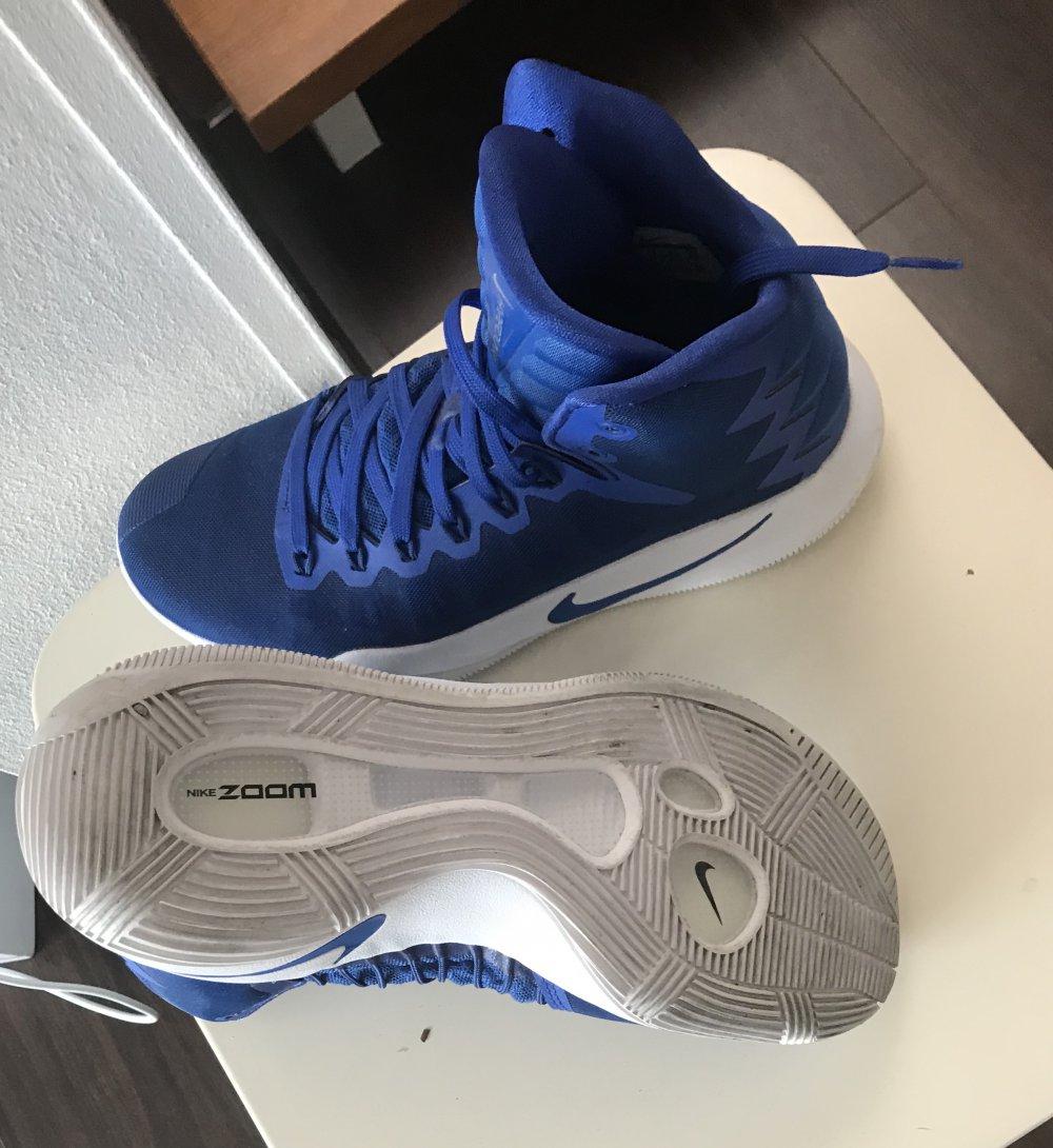Nike Basketballschuhe Gr.41