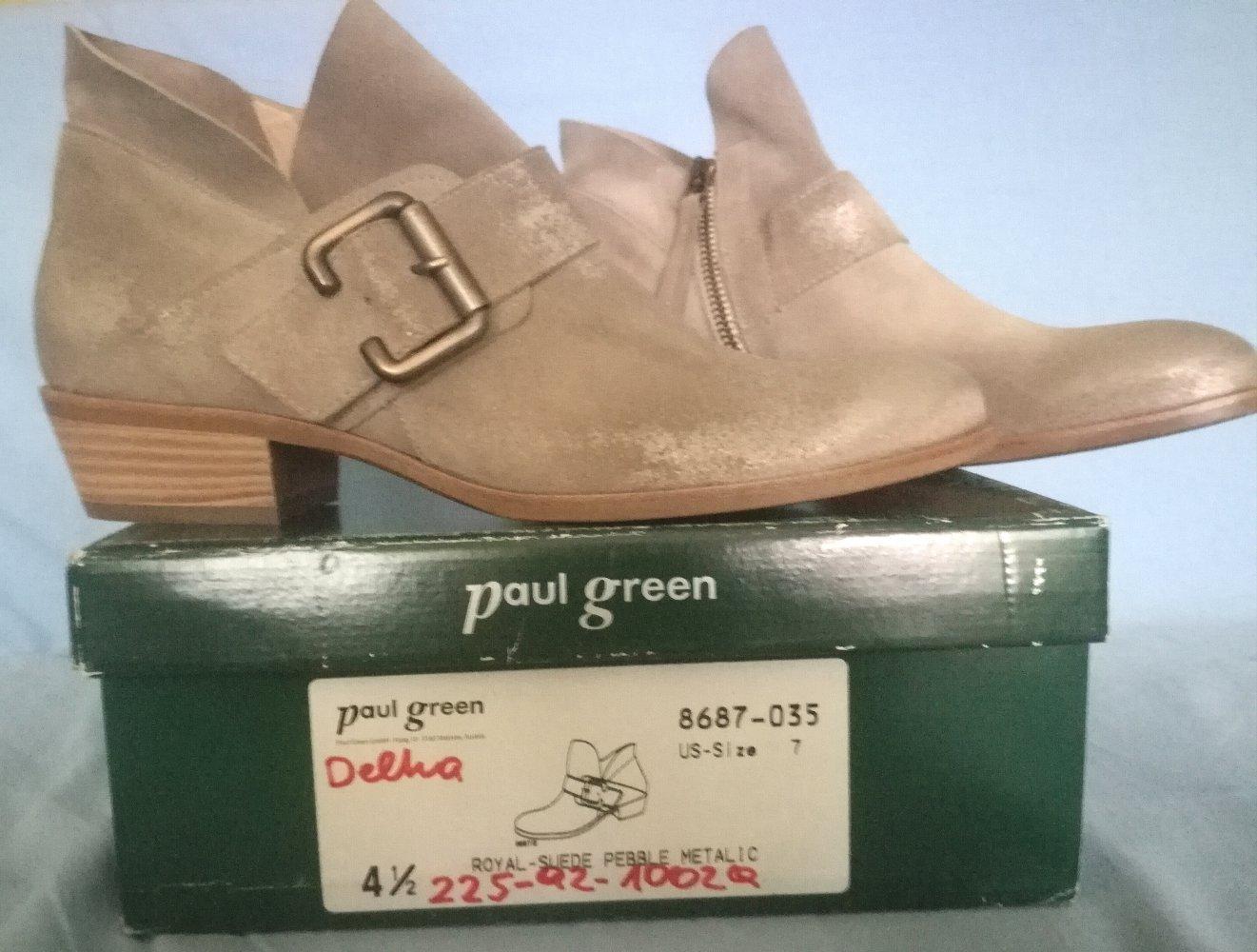 Paul Green Stiefeletten NEU Gr 37,5