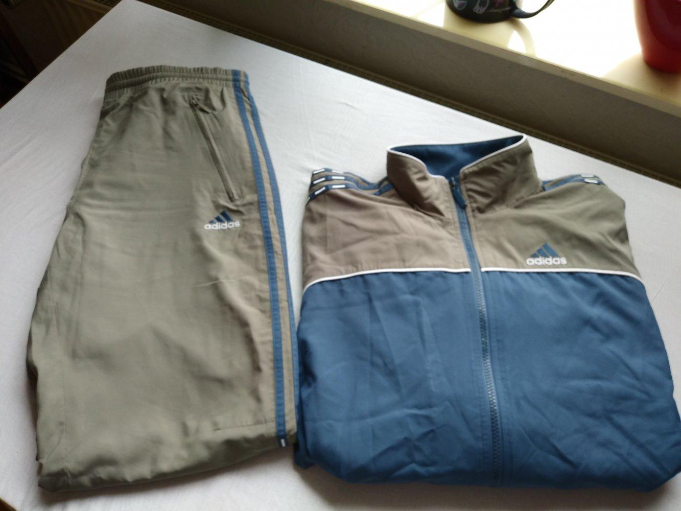 arriving lowest price wholesale Original Adidas Trainingsanzug Tracksuit Jacke Hose Retro wie Neu gr. M