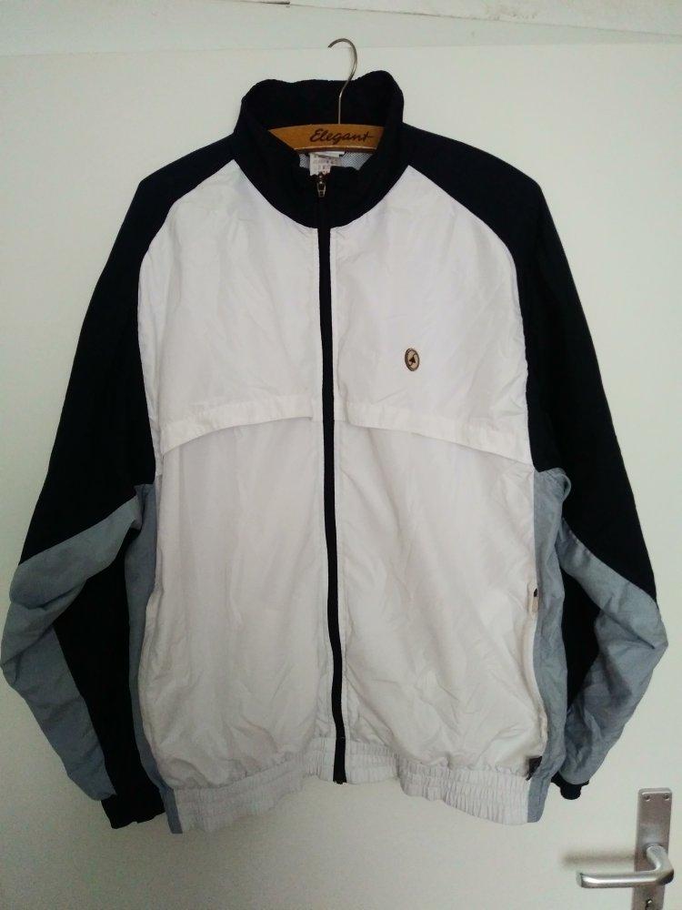 Original Adidas Climashell Trainingsanzug Tracksuit Oldschool wie Neu gr. 52 L Retro Vintage