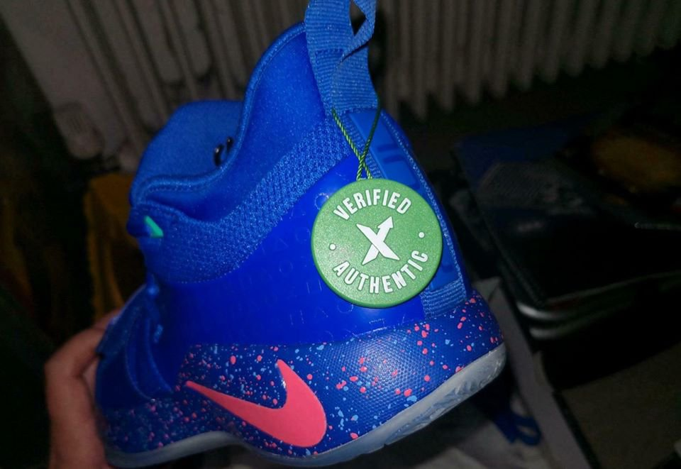 Nike Herren Pg 2 Playstation Fitnessschuhe, Mehrfarbig