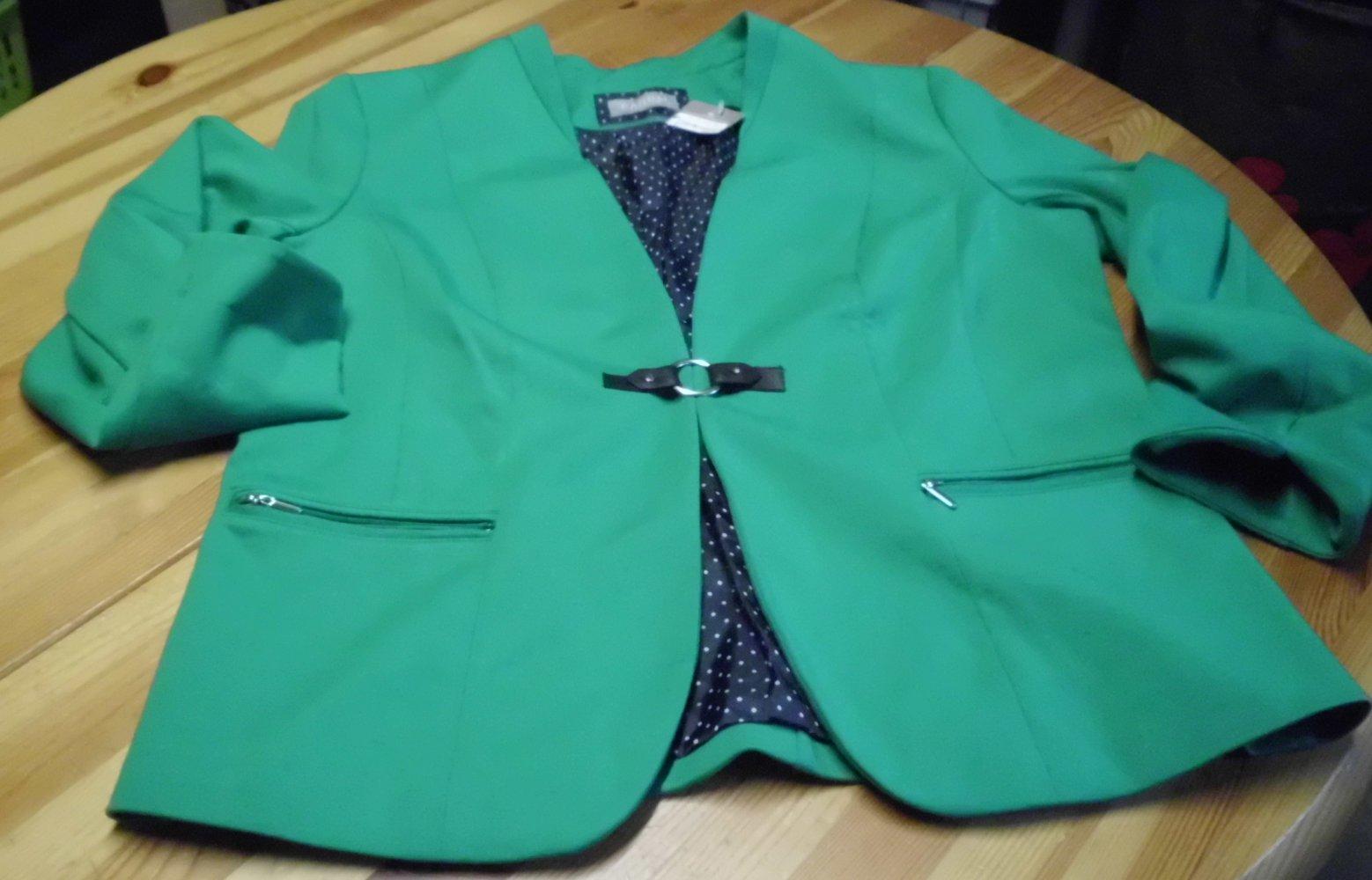 c&a canda damen blazer gr. 46 neu